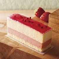 とちおとめの苺のケーキ