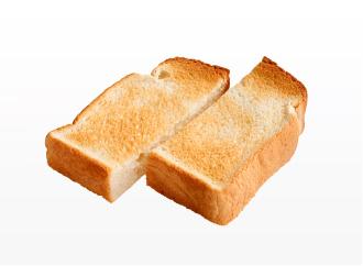 ドトールのトースト